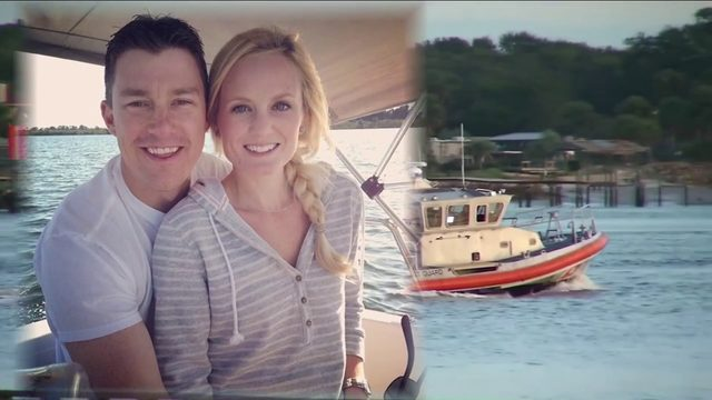 Wife of missing Jacksonville firefighter leans on her faith to stay strong