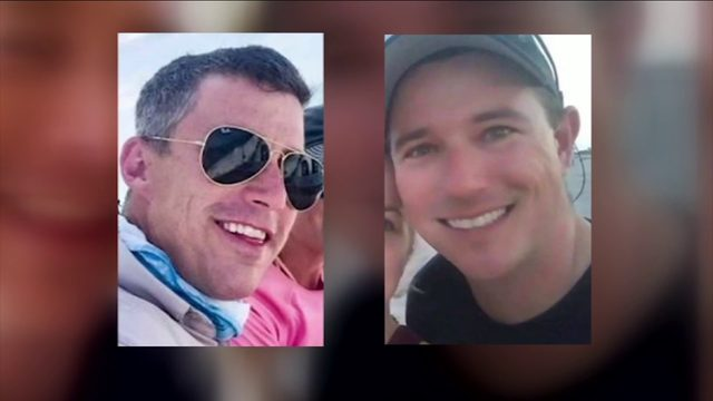 Missing firefighters' friends react as search scales back