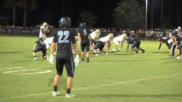 Football Friday: Ponte Vedra tops Nease 21-14; More Week 1 scores, highlights