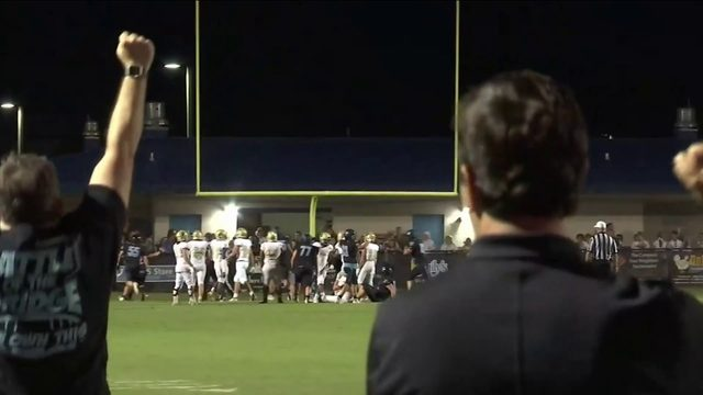 Play of the Night: Ponte Vedra RB Campbell Parker's TD