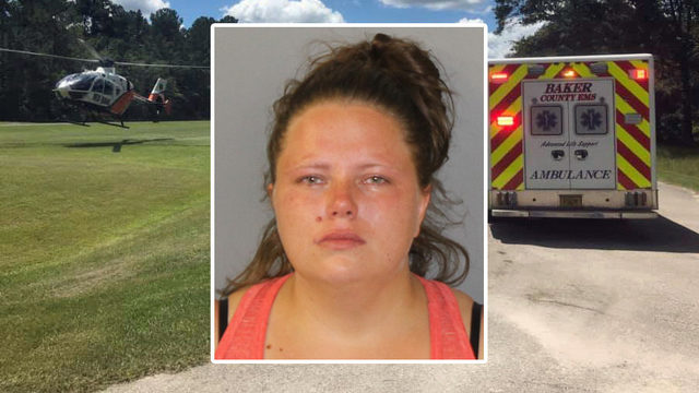 Deputies: Mother arrested after 3-year-old found inside hot car