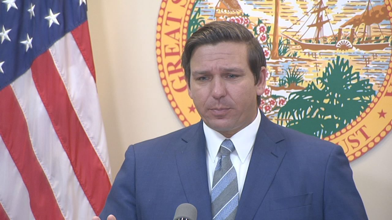 Gov. DeSantis taps right-wing think tank execs & campaign ... |Florida State Governor