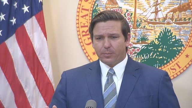 Florida governor declares state of emergency over Hurricane Dorian