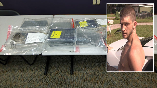 'Operation Cazador' leads to Westside raid, seizure of $10M in heroin