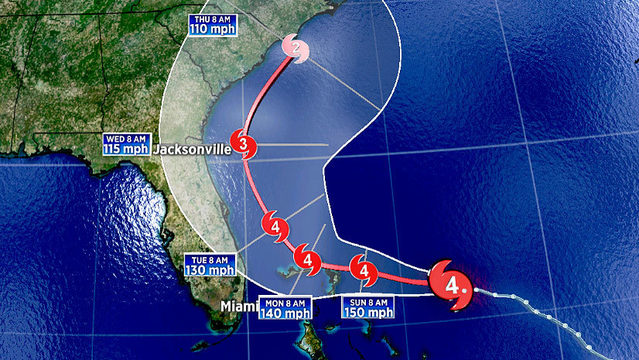 LIVE CHAT: Answering your questions about Hurricane Dorian