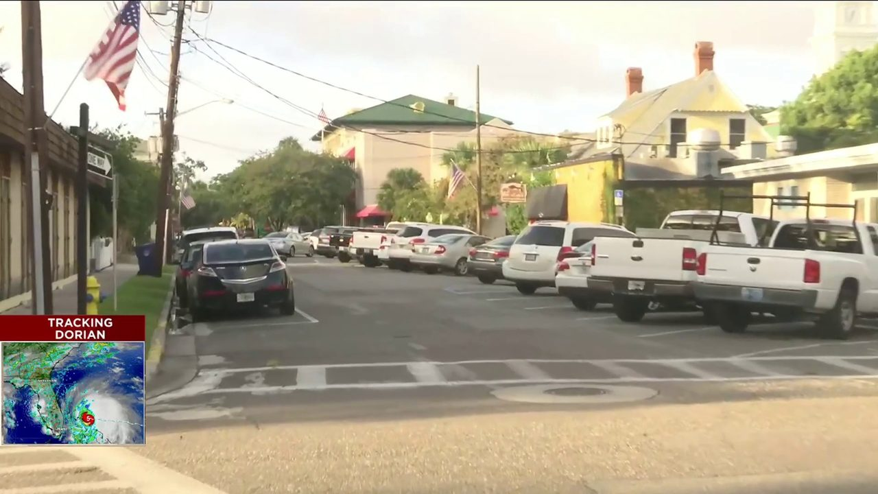 Mandatory evacuations for Nassau County