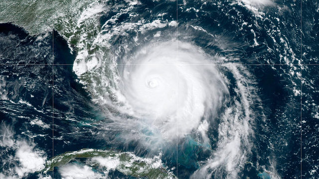 Florida man dies while preparing for Hurricane Dorian