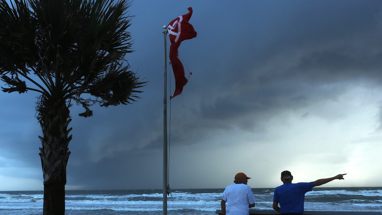 Why size matters when it comes to Hurricane Dorian's impact