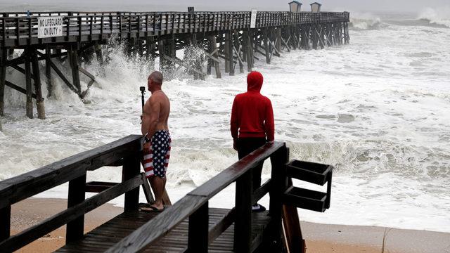 Flagler Beach pier reopens after Hurricane Dorian