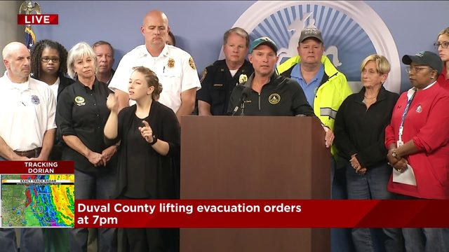 Mayor Curry on Hurricane Dorian: 'We dodged the big one'