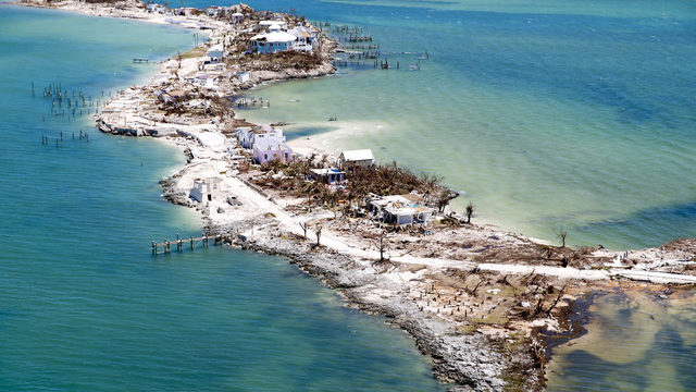 Vic Micolucci traveling to Bahamas to cover Hurricane Dorian relief efforts