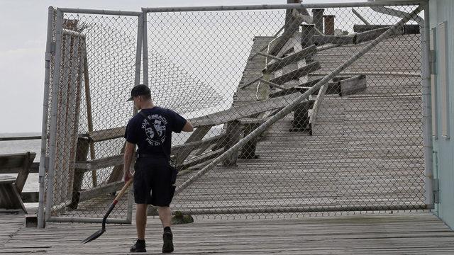 Hurricane Dorian makes first US landfall at Cape Hatteras
