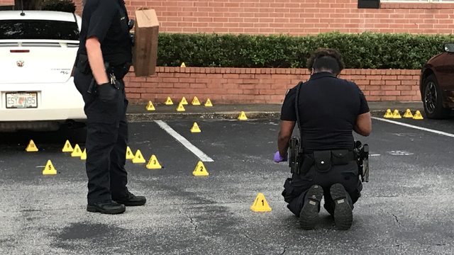 Boy shot in back in Arlington