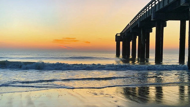 St. Augustine pier reopens after Hurricane Dorian