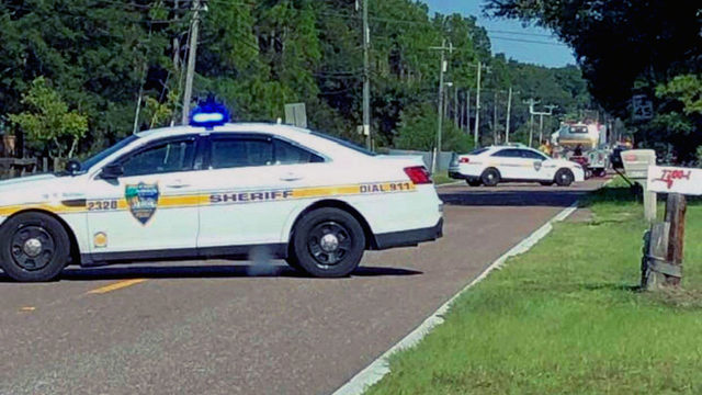 Teen by vehicle on Jacksonville's Northside dies, officials say
