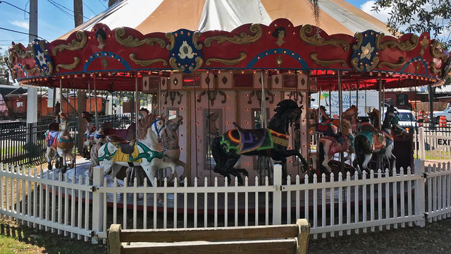 St. Augustine's 'iconic' carousel may be dismantled