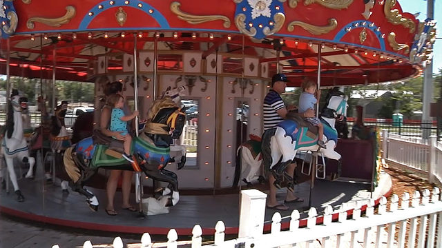 St. Augustine's 'iconic' carousel to be dismantled