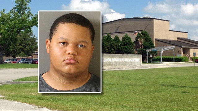Deputies: Student, 15, had notebook detailing school shooting plans