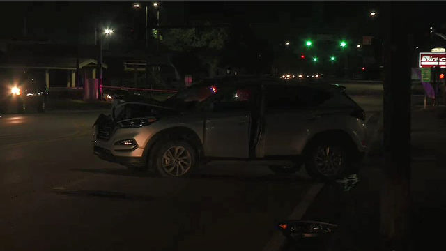 Pedestrian hit, killed by SUV on Arlington Road