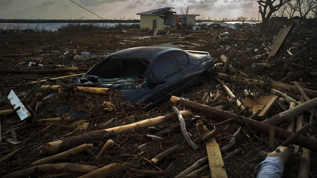 4 days in The Bahamas: Vic Micolucci visits devastated islands