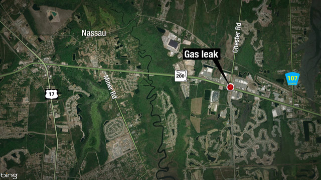 Gas leak shuts down SR 200; nearby residents told to 'shelter in place'