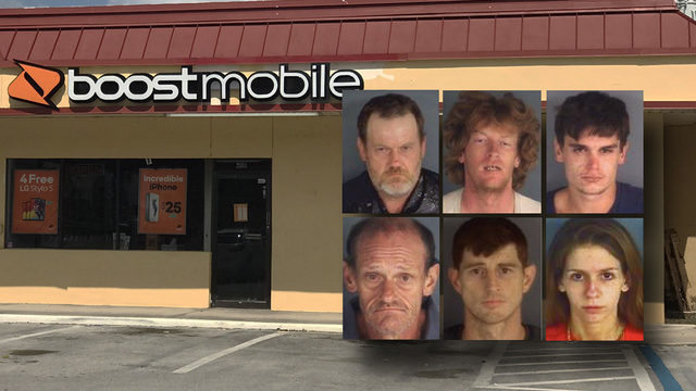 Deputies: Dealers used Middleburg cellphone store as front for selling drugs