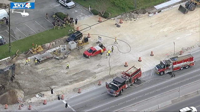 Residents told to 'shelter in place' after SR 200 gas leak