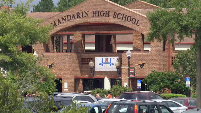 Lockdown at Mandarin High lifted after campus searched for gun