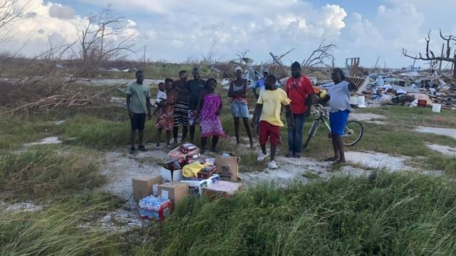 Florida pilot finds stranded villagers in debris, said it 'looked like landfill'