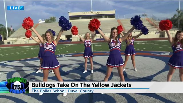 Bulldogs take on the Yellow Jackets