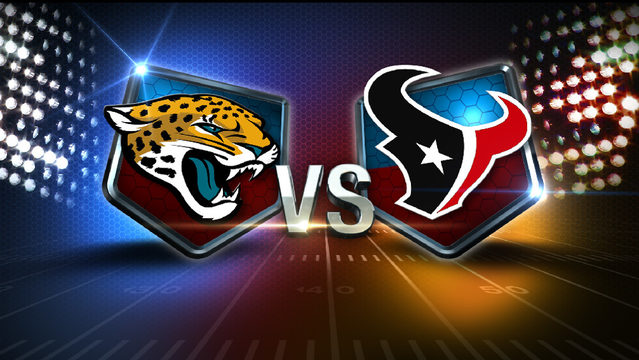 Game Day Live: Jaguars take on Texans