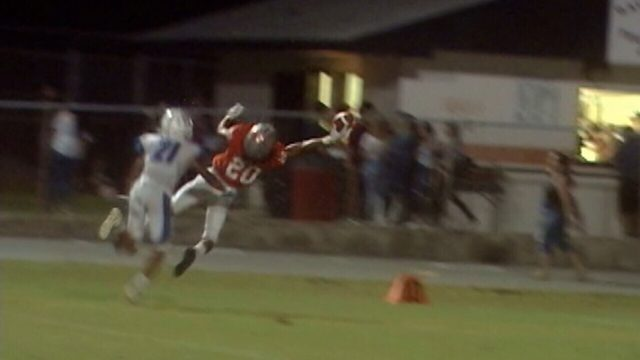 Play of the Night: Sean Dixon's one-handed catch