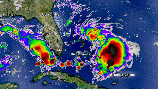 Tropical Storm Humberto not threatening Florida's coast