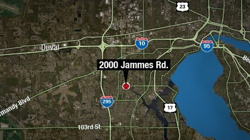 Man suffers life-threatening injuries after Jammes Road shooting