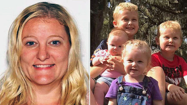 Husband charged after missing wife's and kids' bodies found