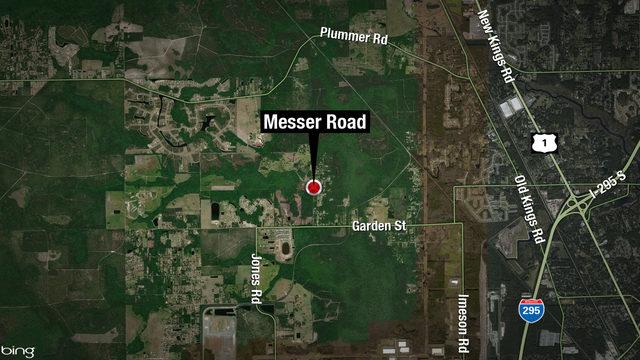 JFRD: 1 dead in Jacksonville house fire
