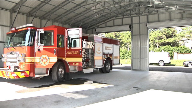 New fire station opens on Jacksonville's Southside