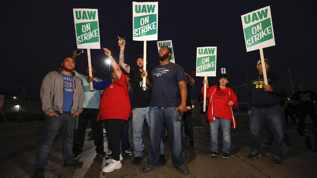 Auto workers strike could impact Jacksonville dealerships