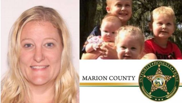 Husband charged after bodies found in search for wife & kids