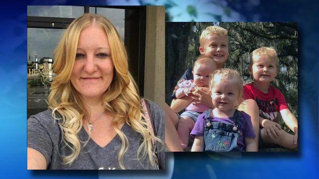 Mother, 4 kids not reported missing, but family knew something was wrong