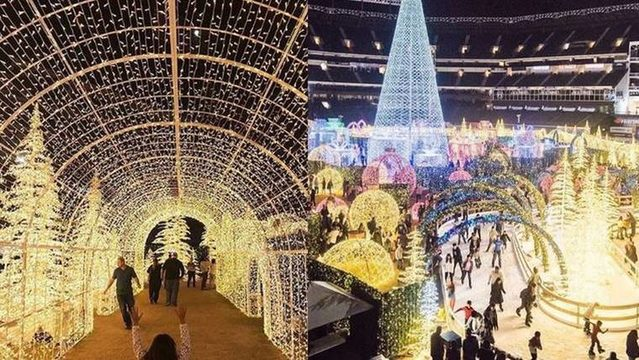 'World's largest Christmas light maze' coming soon to Florida