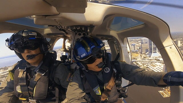 Heroes in the sky: JSO helicopters find criminals, save lives