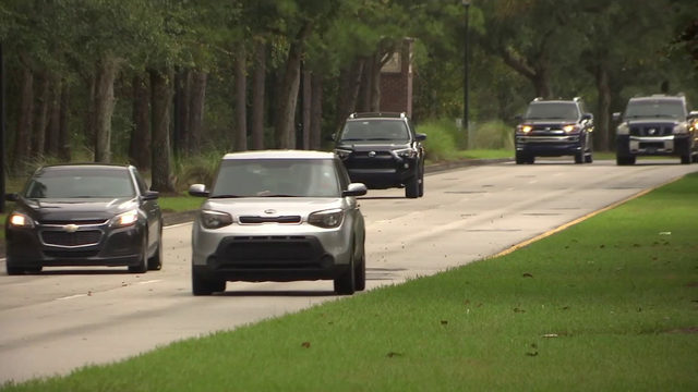 Speeding is common on Oakleaf road where teen died