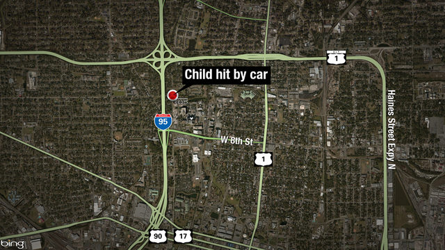 Neighbors say boy hit by car was chased into street by dog