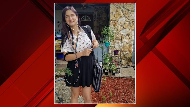 Statewide Missing Child Alert issued for 12-year-old in Altamonte Springs