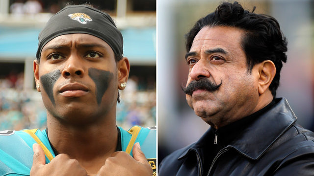 Shad Khan on Jalen Ramsey trade talk: 'We have to do the right thing for…