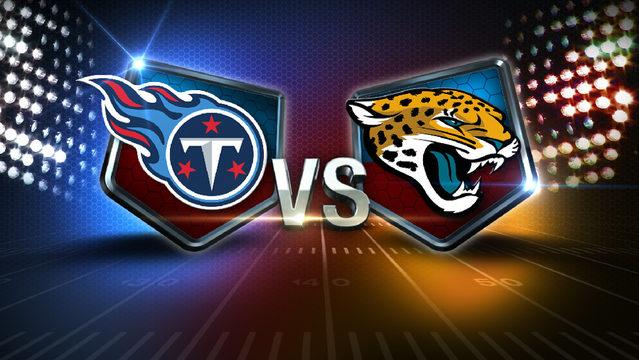 Game Day Live: Jaguars host Titans