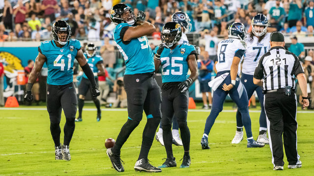 Jaguars' 4 keys to victory against the Saints