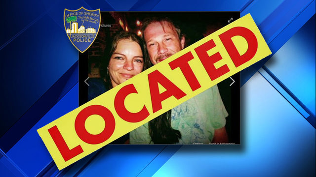 Woman, boyfriend subject of police search found safe in Volusia County