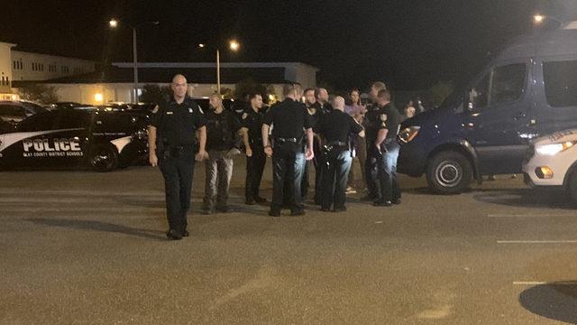 Deputies: False report of shots fired halts Oakleaf High football game